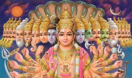 Познавательный журнал Тимура Уваровита Vector, познавательный журнал вектор, индуизм 2