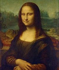 Познавательный журнал cleng, живопись, портрет Моны Лизы, HEAGLOBE, Тимур Уваровит